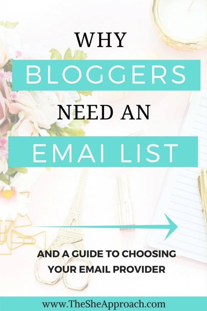 Are you a blogger looking to bring in more traffic, make an income online with your blog and create a connection with your readers? An email list is the answer. Find out why every blogger needs an email list, how to start one and other email marketing tips for bloggers.