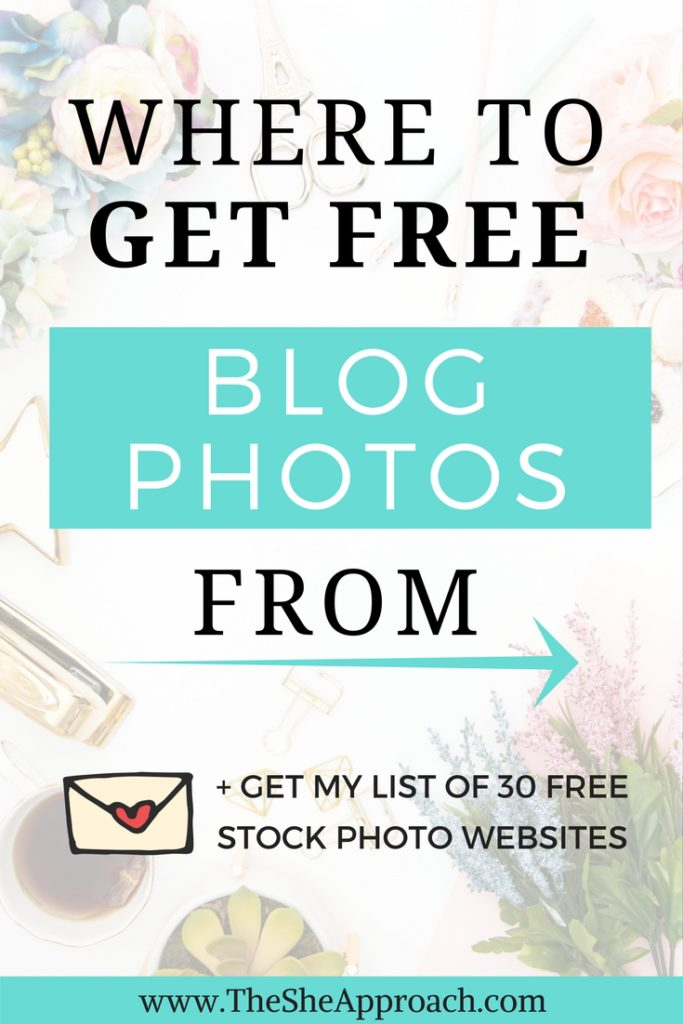Stay away from legal trouble and find free stock photos that you can use on your blog an on social media. Blogging tips for beginners. Where to find photos for your blog.