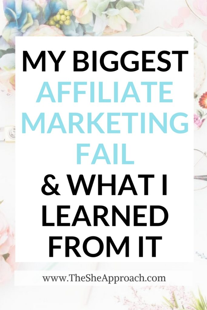 My attempt at affiliate marketing failed big time in the first months of blogging. I analyze what I did wrong and what I learn and how I began to earn passive income blogging by using these affiliate marketing strategies.