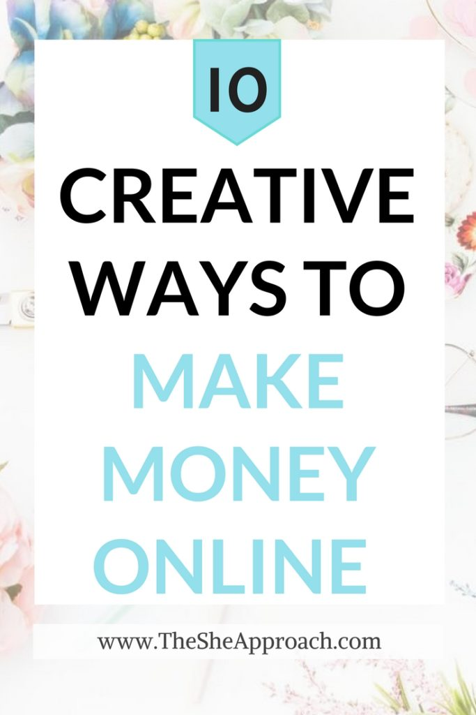 Looking for creative ways to earn some extra cash this summer? Here are 10 unique wasy to make money online, monetize your blog and start a business! Amazon FBA, Fiverr, VA services and much more included!