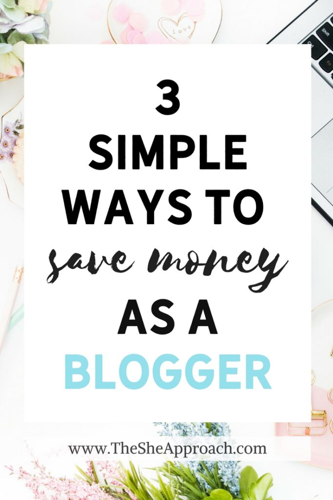 Have you invested too much in your blog and you're looking for ways to save money as a blogger? Here are a few quick tips and tricks to save money blogging. Tips for new bloggers.