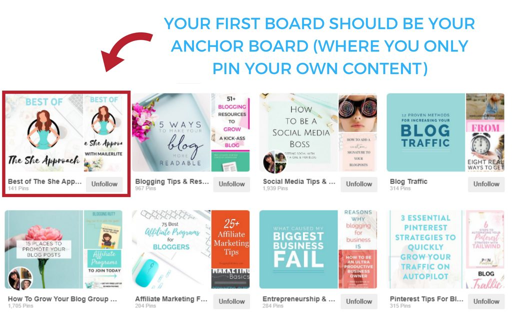 Getting Started With Pinterest - A Guide For New Bloggers - The She