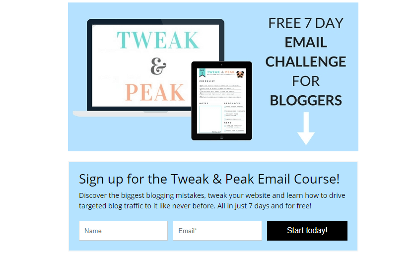 How To Create A Free Email Course In Mailerlite - The She Approach